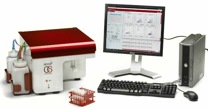 BD Accuri C6 Flow Cytometer Instrument Manual